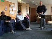 Thursday night bible study in Edinburgh - 25-6-2014