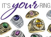 Class Ring Orders due September 20, 2016