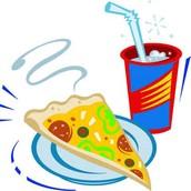 PIzza and Soda Sale