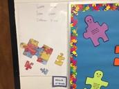 3rd Grade Poster Winner - Olivia K.