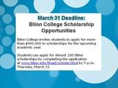 Blinn College March 31