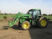 2755 Hay Tractor