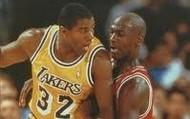 Magic Johnson VS Michael Jordan