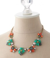 Gold Elodie Necklace $44.50 (retail $89)