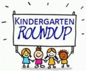 Kindergarten Round-Up for 2015-2016 School Year
