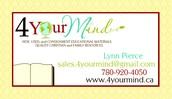 4 Your Mind (4 Education Ltd)