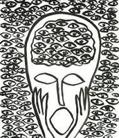 Macbeth's paranoia has captivated his brain
