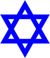 The Blue Star of David