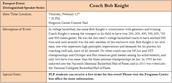 Coach Bob Knight
