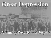 1930's Great Depression