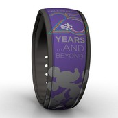 DVC 25th Anniversary MagicBands