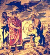Clovis converts to Christianity