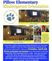 Excited to welcome our next group of Pillow Panthers Kinder students Tuesday!