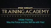 iPad Innovation - Register Today for the iPad Knight Training Academy