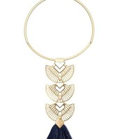 Aida 12-in-1 Tassle Necklace