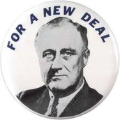 FDR For A New Deal!