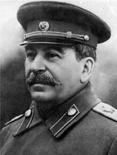 Josef Vissarionovich Djughashvili (Joseph Stalin)