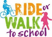 Walk to School Wednesday/Half Day