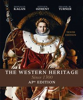 The Western Heritage (Since 1300) - AP* Edition (10th )