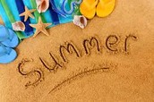 Summer is Almost HERE!