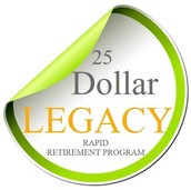 The 25 Dollar Legacy