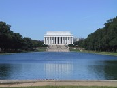 The Famous Reflecting Pool