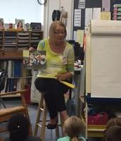 Mrs. Linda Wolfe - East Granby Food Pantry