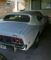 Mustang 1973/ middle