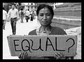 Gender Inequality Being Protested in India