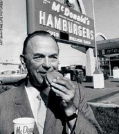 summary of Ray Kroc's start of entrepreneurship