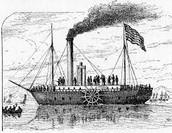 steam bout bye Robert Fulton