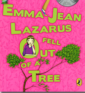Emma-Jean Lazarus Fell Out of a Tree by Lauren Tarshis