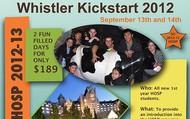 Whistler Kick Start