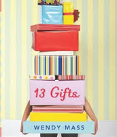 13 Gifts brings me to a special place that I don't ever get from any other book.