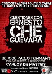 ¡Descubre un Che Guevara como nunca antes lo habías visto!