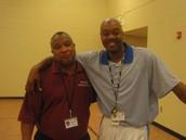 Coach White and JRob!