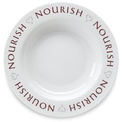 Round-Up from the Heart® Nourish Soup Bowl