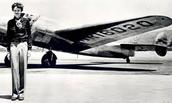 Earhart soars!: