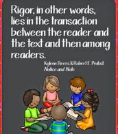 RIGOR AND INTERACTION