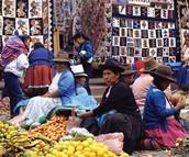 People in Tierra Fria