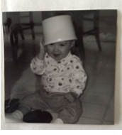 Will as a baby...