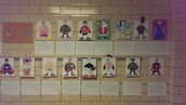 Third Grade - Turkeys in Disguise Project