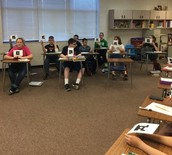Plickers in  Math