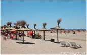 Playas y balnearios