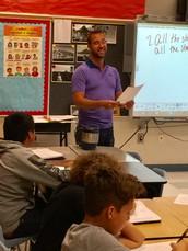 Mr. Greenwell- Spanish