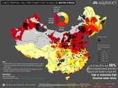 The factory density in china