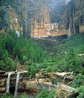 Zion Emerald Pools