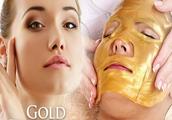 GOLD COLLAGEN FACE MASKS