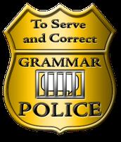 Grrrrr! for Grammar
