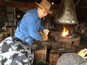 Heritage Farm Blacksmith